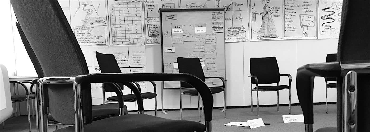 Seminarraum Stefan Brandt Nachwuchsführungskraft In Führung gehen